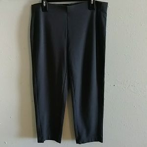 Pure Jill Slim legged cropped leggins/pants XS